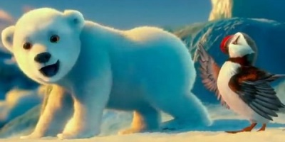 Povestea ursilor polari Coca-Cola, spusa intr-un scurtmetraj de Ridley Scott