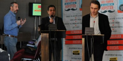 [SMARK TV] Calin Rotarus, Alfred Dumitrescu, Dan Vatcu: Marketing eficient in targetarea tinerilor