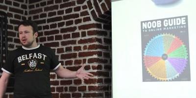 [IQads Kadett] Dan Brasoveanu despre online marketing, de la PPC la analytics
