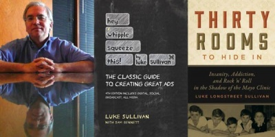 [AdStory] Luke Sullivan: If you're not innately curious, why did you even get out of bed this morning?