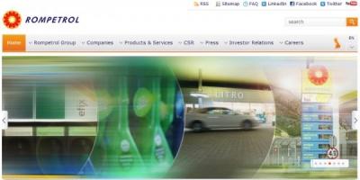 Rompetrol.com si Rompetrol.ro, parte din strategia de integrare a tuturor sectoarelor de comunicare