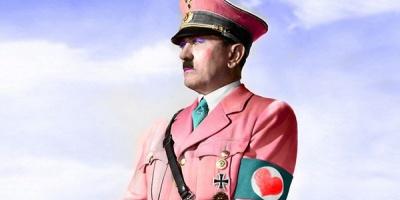 Hitler cu si fara izmene