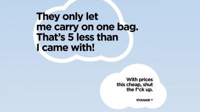 Ryanair - Bag