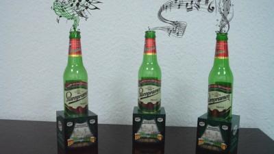 Staropramen - Sticla muzicala
