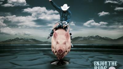 Alka Seltzer - Pork rodeo