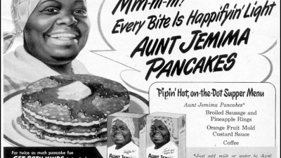 Aunt Jemima's - Every bite