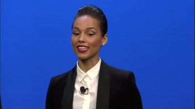 BlackBerry 10 - Alicia Keys Named Global Creative Director of BlackBerry