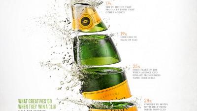 CLIO Awards - Champagne