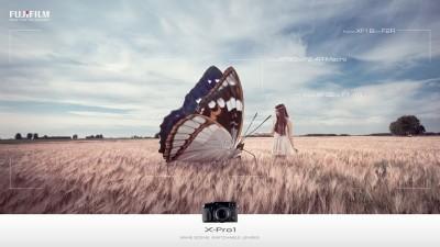 Fujifilm - Butterfly