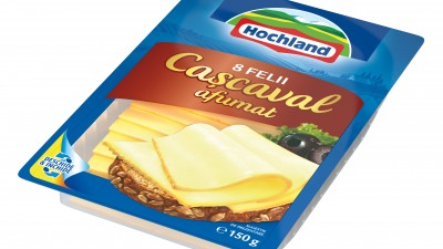Hochland - Cascaval Felii Afumat