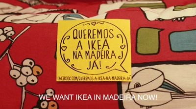 IKEA Portugal - Occupy IKEA