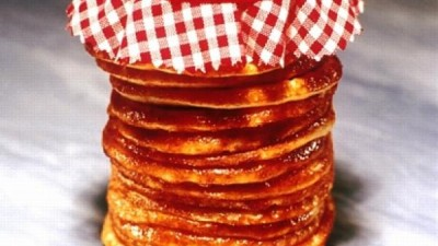 Karjaportti - Pancakes and jam