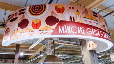 Mega Image Concept Store - Mancare gatita si antreuri