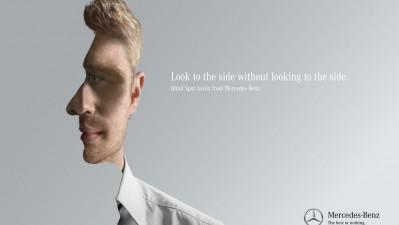 Mercedes - Look twice, 1
