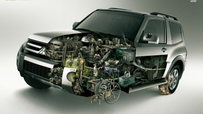 Mitsubishi Motors - Animal technology