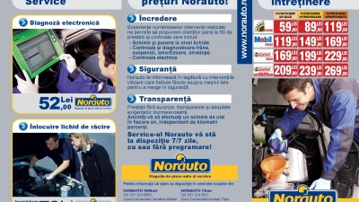 Norauto - Servicii