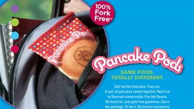 Pancake Pods - Backpack flapjack