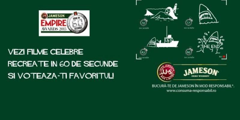 Competitia de scurtmetraj Done In 60 Seconds si-a desemnat juriul pentru etapa locala