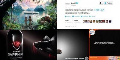 Super Bowl 2013: Razboiul brandurilor si reactiile la pana de curent de la Superdome