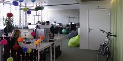Office branding: regulile dupa care companiile isi amenajeaza casa