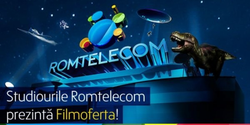 [Update] Personajele din filme viziteaza redactiile intr-o activare parte din noua campanie de comunicare Romtelecom
