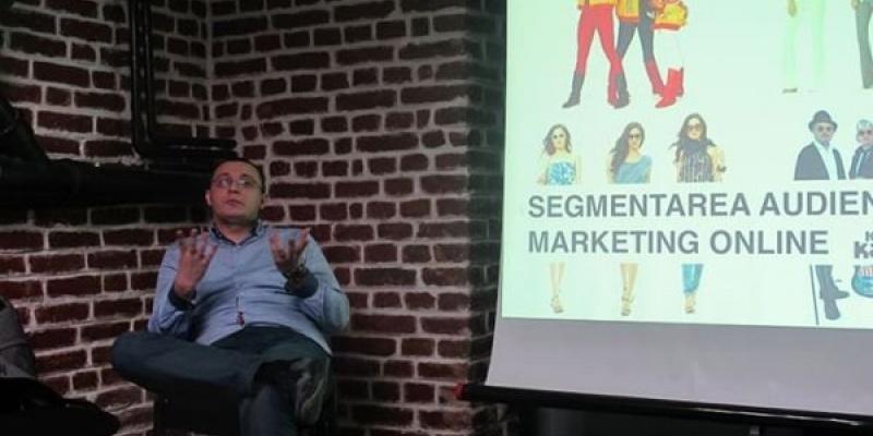Ionut Munteanu (WebDigital) despre segmentarea audientei in marketingul online