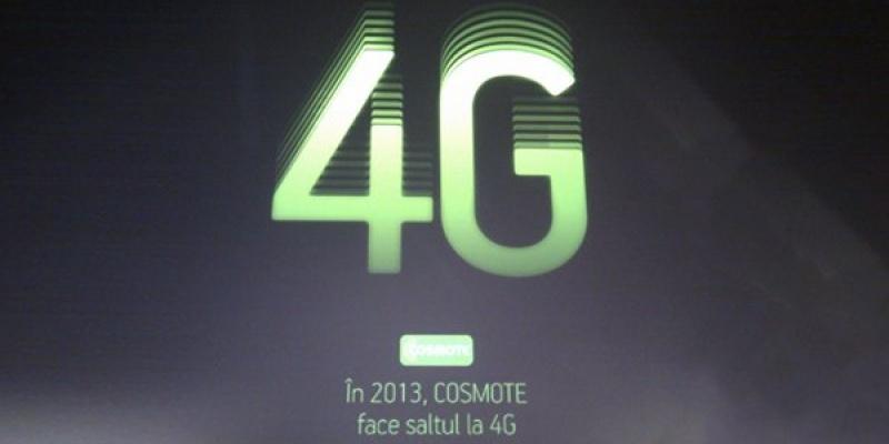 Tehnologia 4G de la Cosmote, lansata intr-o conferinta de presa la care au participat conducerea companiei si Ministrul Comunicatiilor Dan Nica