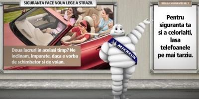 """[Update] Episoade saptamanale pe Facebook in campania Michelin - """"Siguranta face noua lege a strazii"""""""
