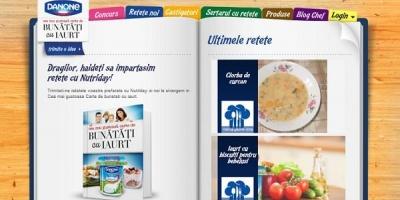Jazz strange retete cu iaurt in noua campanie promotionala pentru Nutriday