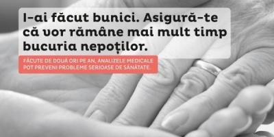 """Campania Synevo """"Fa-ti analizele medicale periodic"""" debuteaza cu opt OOH-uri amplasate in statiile de metrou bucurestene"""