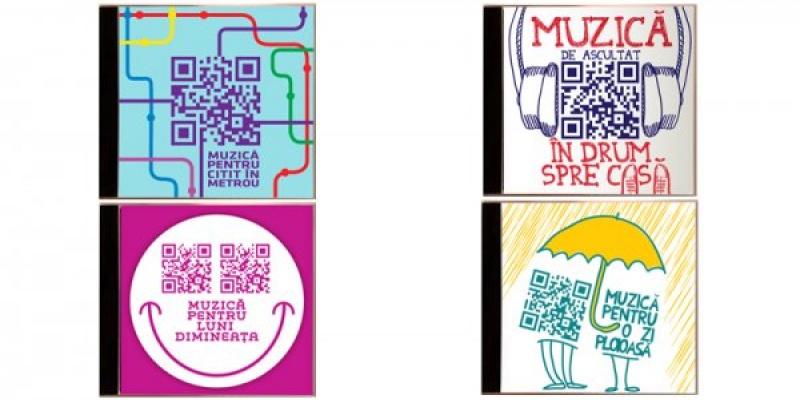 Muzica de mers cu metroul, de la Vodafone si Zonga Music Space