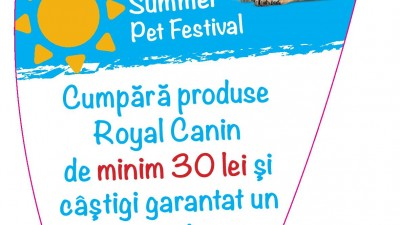Royal Canin - Summer Pet Festival