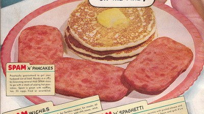 Spam - Pancakes