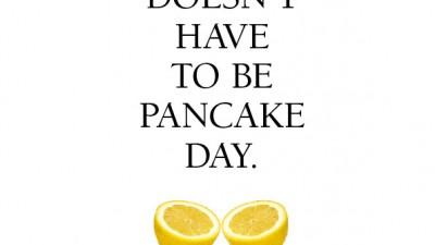 Wonderbra - Pancake Day