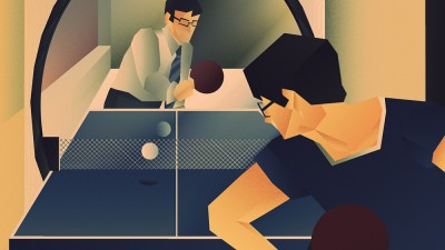 Decat O Revista - Ping Pong