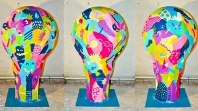 Enel - Artistii urbani transforma energia orasului! (Saddo, 1)