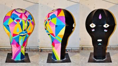 Enel - Artistii urbani transforma energia orasului! (Saddo, 2)
