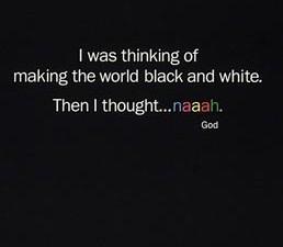 God - Colors