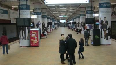 Gothaer - Implementare speciala metrou Unirii, 1