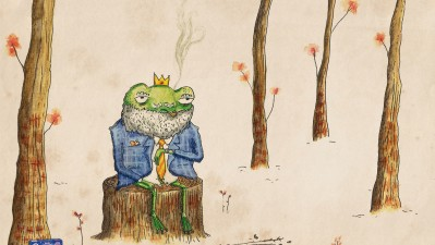 Hero Baby Good Night - The Frog Prince