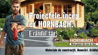 Hornbach - E randul tau! (exterior)