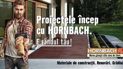 Hornbach - E randul tau! (gradina)