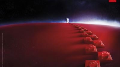 Lego - Mars