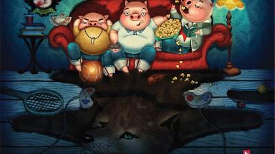 Levi's Kids - Pigs