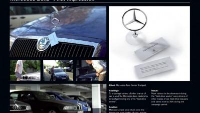 Mercedes Benz - First Impression