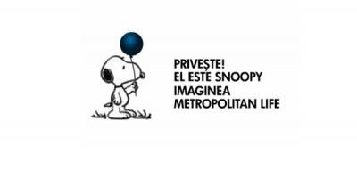 Campania care comunica intrarea pe piata romaneasca a companiei Metropolitan Life, semnata de Ogilvy USA
