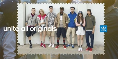 Unite all Originals - noua platforma de brand adidas in 2013
