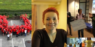 [La Birou] Dana Dobrescu (Unilever): Programe interne prin care sa transmiti angajatilor valorile si misiunea companiei