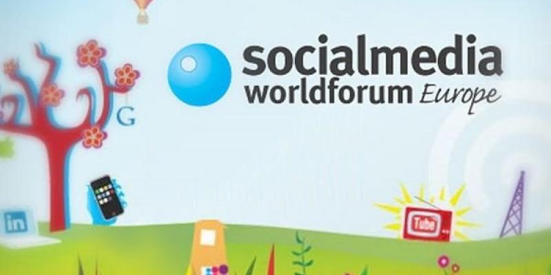 Ioana Barbu (Social Media Manager, WeBuzz) s-a clasat pe locul intai in topul influencerilor de la Social Media World Forum