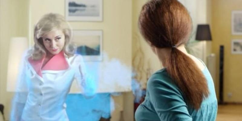 Actritele Maria Buza si Alexandra Velniciuc sunt protagonistele campaniei de comunicare Nufar si Triumf, semnate de ATELIER SAPTE
